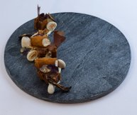 Cinnamon, Bergamot, Licorice and Dark chocolate. By Tim Golsteijn Restaurant Bougainville Photo credit LVF Photography